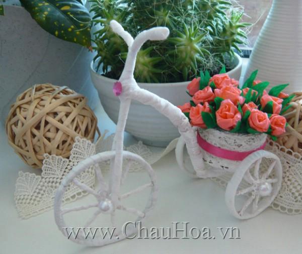 Велосипед из дерева поделка 27